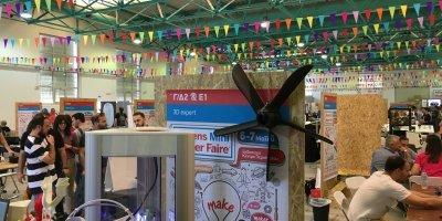 NEEMA3D™ in Athens mini Makerfaire 2017