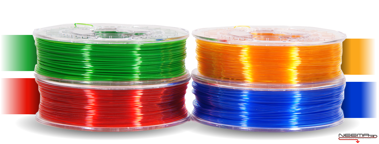 PETG: EVO the revolution in 3d printing filaments!
